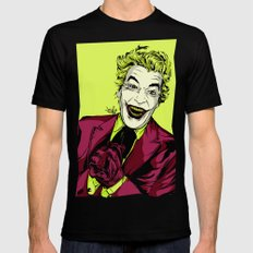 Joker On You 2 Mens Fitted Tee Black SMALL