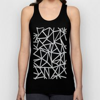 Ab Blocks Grey #2 Unisex Tank Top