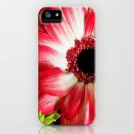 Pink Flower iPhone (5, 5s) Slim Case