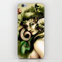 Life Shards iPhone & iPod Skin