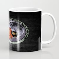 Space Monkeys Mug