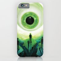 iPhone & iPod Case featuring Big Brother by BPARSH