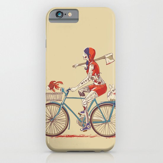 Death Ride iPhone & iPod Case