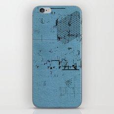 USELESS POSTER 18 iPhone & iPod Skin