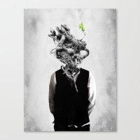 Mindgrow Canvas Print