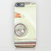 iPhone & iPod Case featuring Beetle Bug by JoyHey