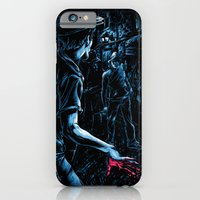 iPhone & iPod Case featuring The Alley by Joshua Kemble