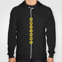 Awesome scrabble Hoody