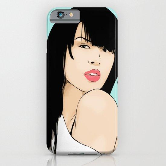 MARIA MENA iPhone & iPod Case