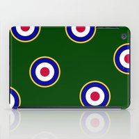 RAF Insignia iPad Case