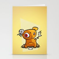 SMOKEY Stationery Cards
