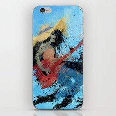 Sweet Licks iPhone & iPod Skin