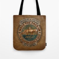 The Awaken Sheep Tote Bag