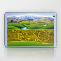 The Lie of the Land: Tararua Laptop & iPad Skin