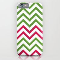 Graphic Holiday Pattern iPhone 6 Slim Case
