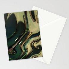 309 Fractal Stationery Cards