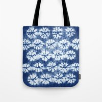 Shibori two Tote Bag