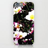 Pink Flowers (Edited)  iPhone 6 Slim Case