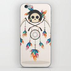 Angel de la Muerte iPhone & iPod Skin