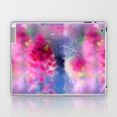 Spring floral paint 1 Laptop & iPad Skin