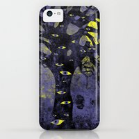 iPhone 5c Cases featuring the Vison Tree by Jonah Block