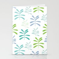 Bromeliads - Sea Glass Stationery Cards