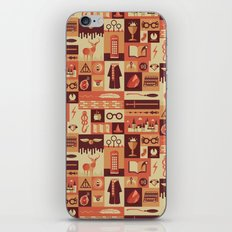 Accio Items iPhone & iPod Skin