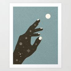 Dead Stars In Our Hands Art Print