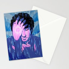 Like tears in the rain Stationery Cards