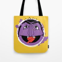 Count Splatt Tote Bag