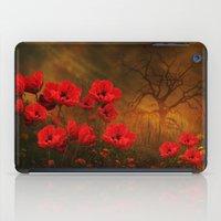 Poppy Love iPad Case
