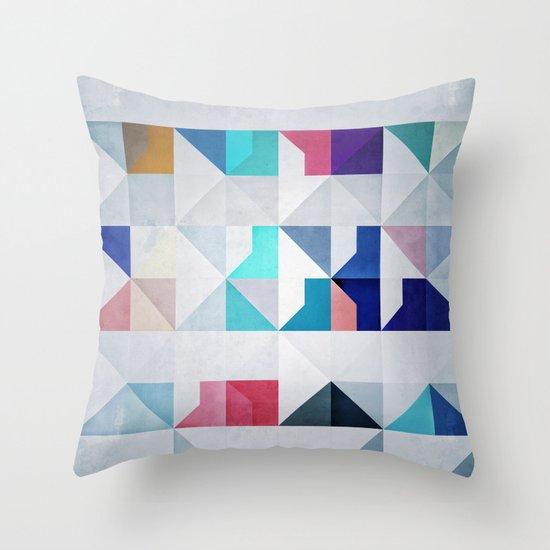 Whyyt2 Throw Pillow