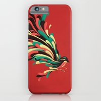 iPhone Cases featuring Avian by Jay Fleck