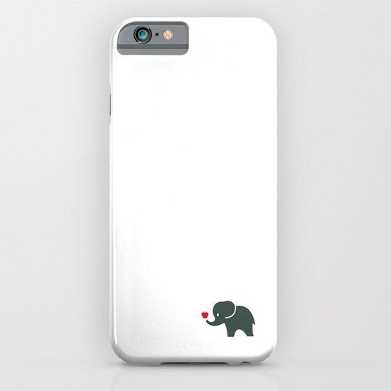 Elliefant iPhone & iPod Case
