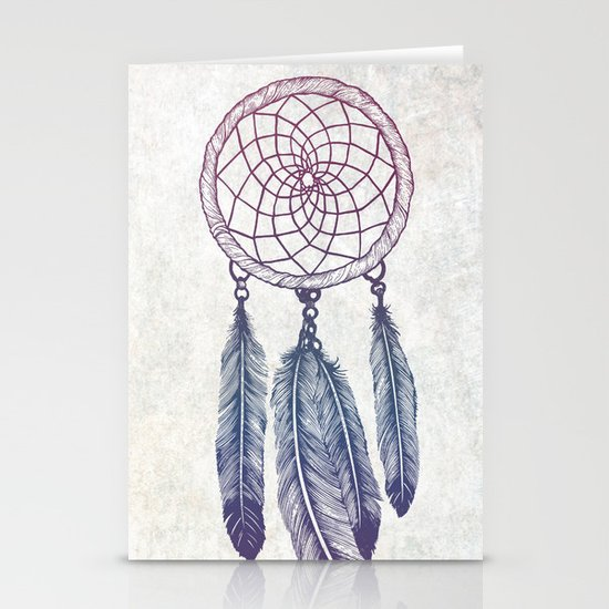 Catching Your Dreams Stationery Card