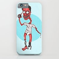 dance with the devil iPhone 6 Slim Case