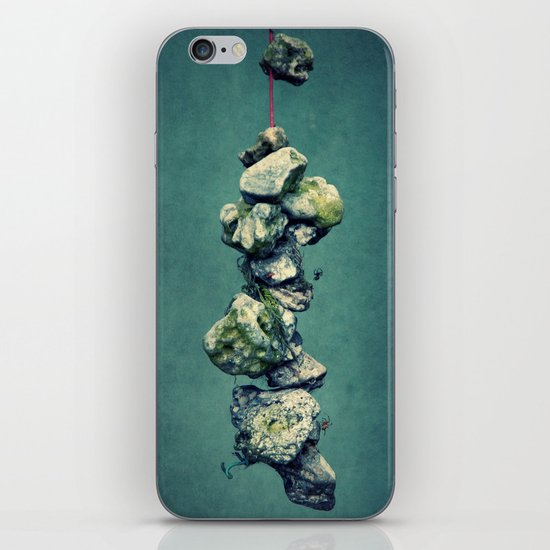 stone iPhone & iPod Skin