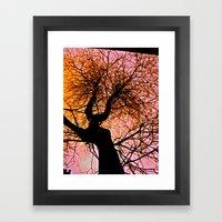 I Am Your Goddess Framed Art Print
