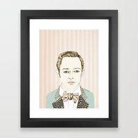 Pablo Rivero Framed Art Print