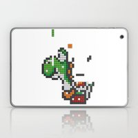 Yoshi Tetris Laptop & iPad Skin