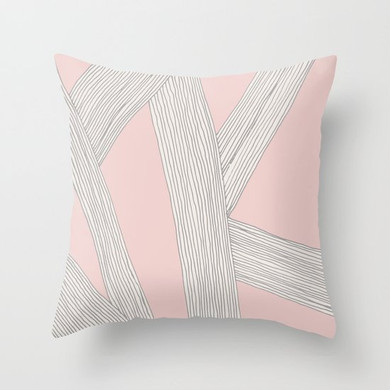 D22 Throw Pillow