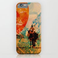 iPhone & iPod Case featuring Cattle Trail by Joshua Boydston
