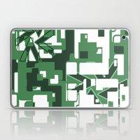 The Green City Laptop & iPad Skin