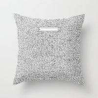 Securitee Throw Pillow