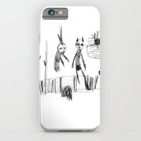 iPhone & iPod Case featuring Little Red Riding Hood by When the robins came