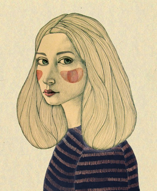 Susie Canvas Print