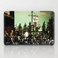 The Rides Of Millet iPad Case
