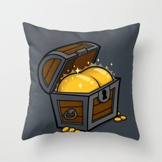 Booty Throw Pillow