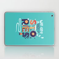 We Are Made Of Stories Laptop & iPad Skin