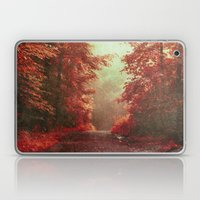 magical redwoods Laptop & iPad Skin